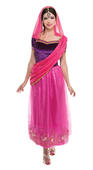Bollywood Womens Costume Indian Ladies Fancy Dress Outfit Dressup Dancer Party