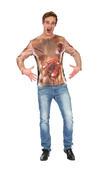 Zombie Man 3D Print Shirt