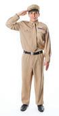 WW2 Army General Men's Costume