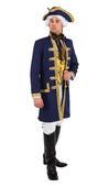 Admiral Men's Costume