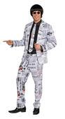 Newspaper Suit Costume