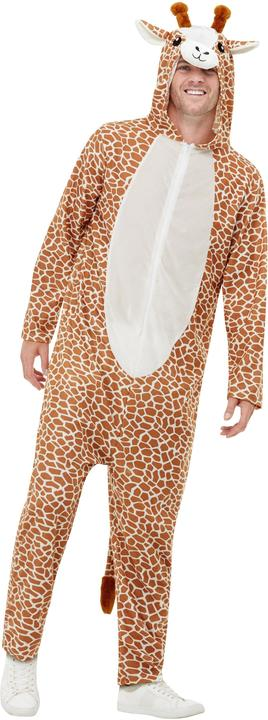 Giraffe Adults Costume Thumbnail 1