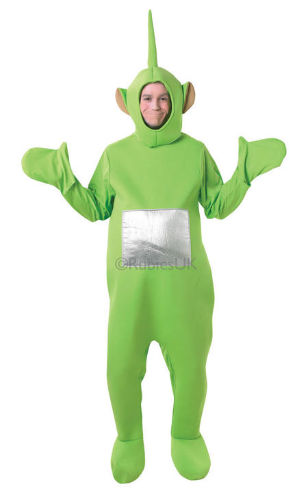 Dipsy Teletubbie Costume Thumbnail 1