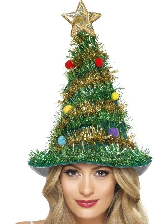 Christmas Tree Hat Thumbnail 1