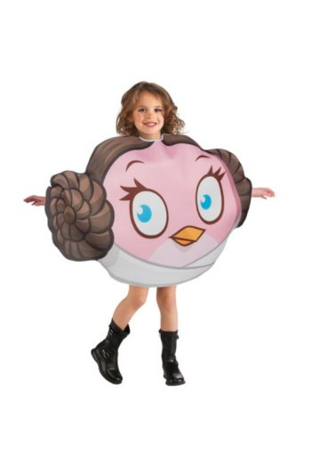 Star wars Princess Leia angry Bird