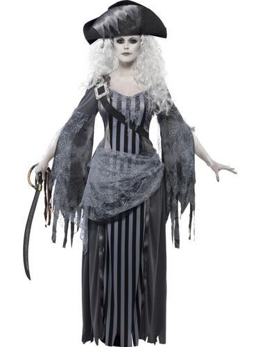 Ghost Ship Princess Costume Thumbnail 1