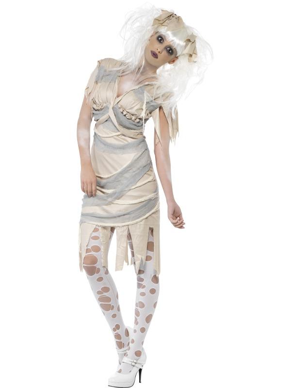 Sexy mummy halloween costume