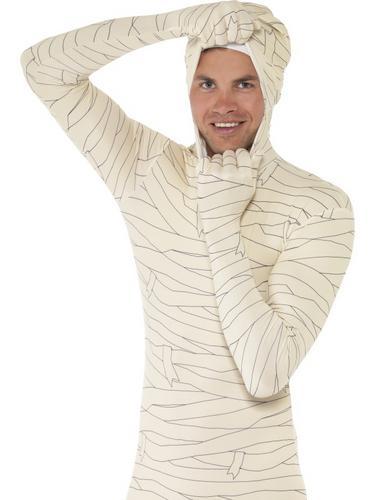 Mummy Second Skin Costume Thumbnail 2