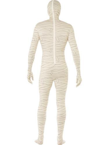 Mummy Second Skin Costume Thumbnail 4