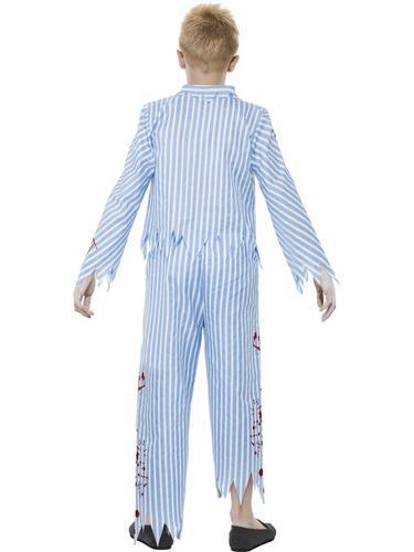 Zombie Pyjama Boy Costume Thumbnail 2