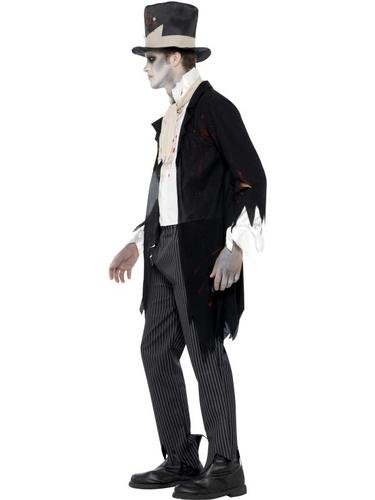 Till Death Do Us Part Zombie Groom Costume Thumbnail 3