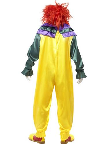 Classic Horror Clown Costume Thumbnail 2