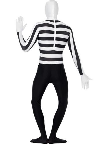 Mime Second Skin Costume Thumbnail 5