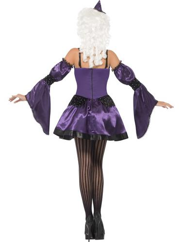 Witch Masquerade Costume Thumbnail 2