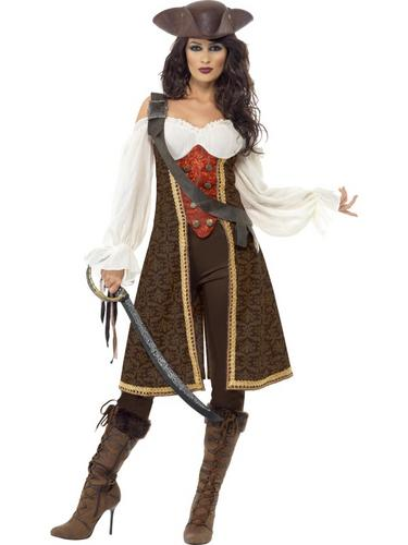 High Seas Pirate Wench Costume Thumbnail 1