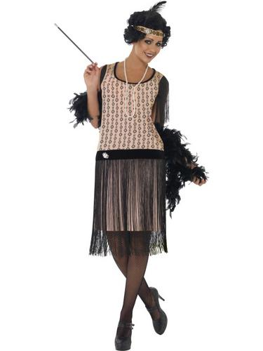 1920's Coco Flapper Costume Thumbnail 1