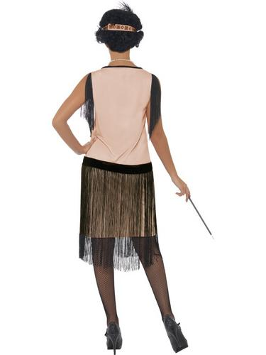 1920's Coco Flapper Costume Thumbnail 2