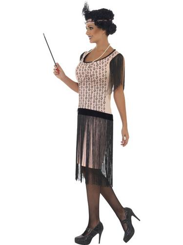 1920's Coco Flapper Costume Thumbnail 3