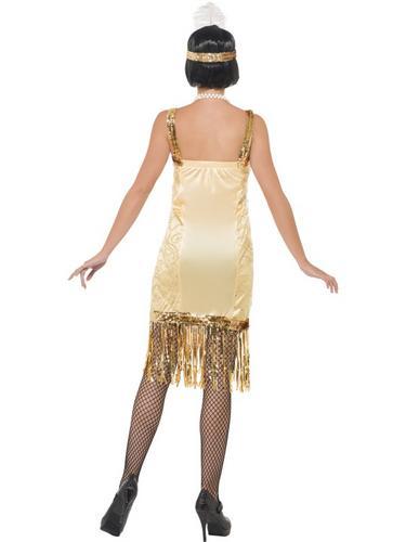 Charleston Flapper Costume Thumbnail 2