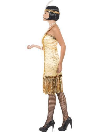 Charleston Flapper Costume Thumbnail 3