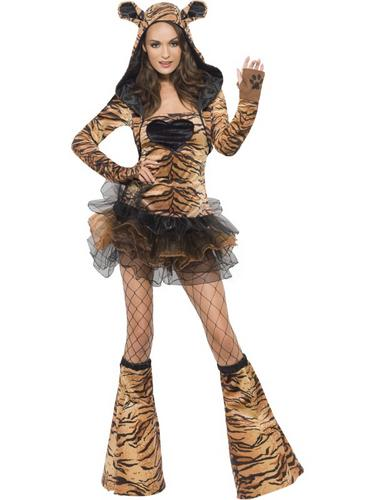 Fever Tiger Costume Thumbnail 1