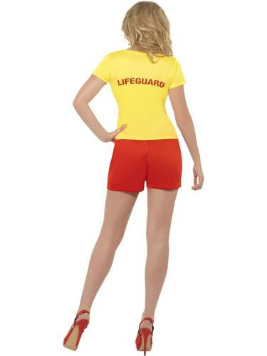 Baywatch Beach Costume Thumbnail 2