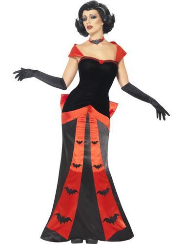 Glam Vampiress Costume Thumbnail 1