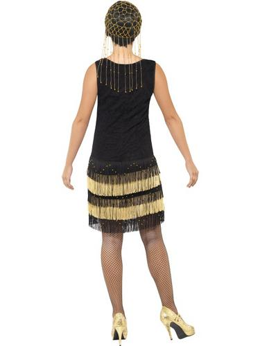 1920's Fringed Flapper Costume Thumbnail 2
