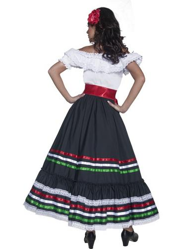 Authentic Western Sexy Senorita Costume Thumbnail 2