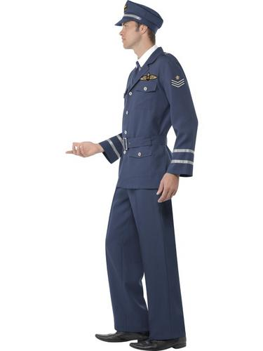 WW2 Air Force Captain Costume Thumbnail 3