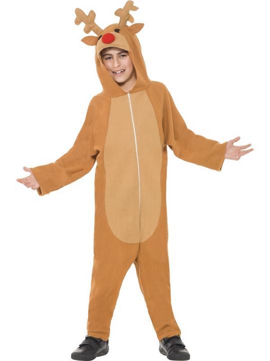 Reindeer Boy Costume Thumbnail 1
