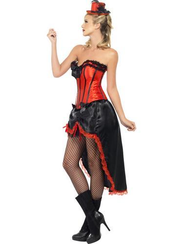 Burlesque Dancer Costume Thumbnail 3
