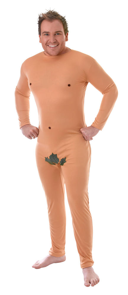 Adult Naked Man Costume