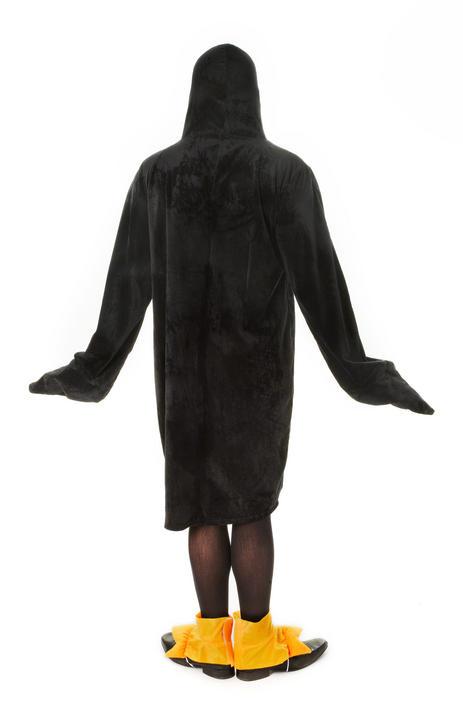 Men's Penguin Fancy Dress Costume Thumbnail 2