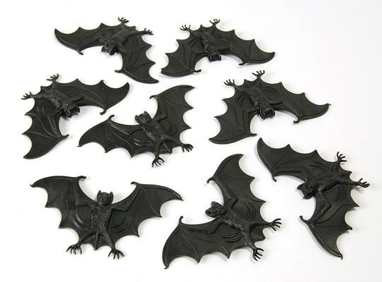 Scary Creatures. Bats Thumbnail 1