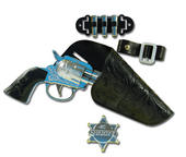 Cowboy Gun Set (Single) Childs