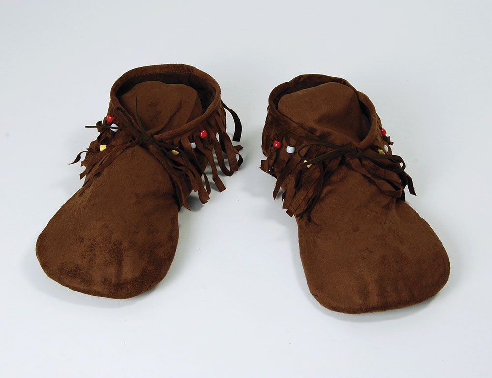 Hippy/Indian Moccasins. Ladys