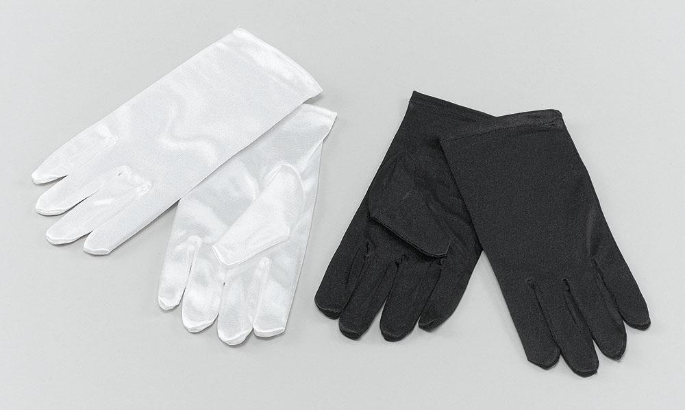 Childs Gloves. Black