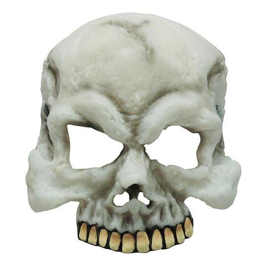 Skull Half Mask. GID Thumbnail 1