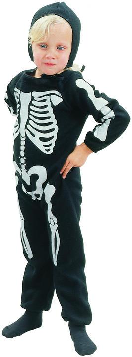 Skeleton Boy Toddler costume Thumbnail 1