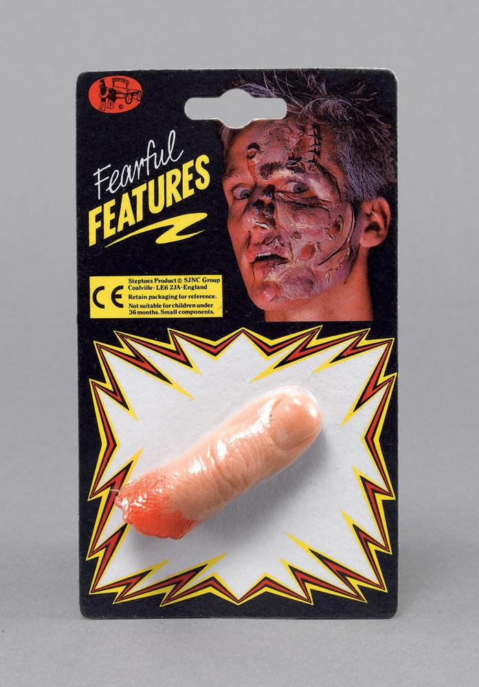 Cut Off Thumb