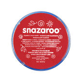 Snazaroo Red 18 ml Tubs