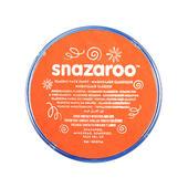 Snazaroo Orange 18 ml Tubs