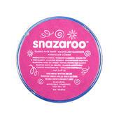 Snazaroo Bright Pink 18ml Tubs