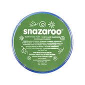 Snazaroo Bright Green18ml Tubs