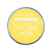 Snazaroo Yellow 18ml Tubs