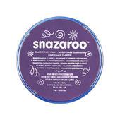 Snazaroo Purple 18 ml Tubs