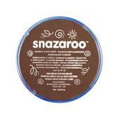 Snazaroo Light Brown 18ml Tubs
