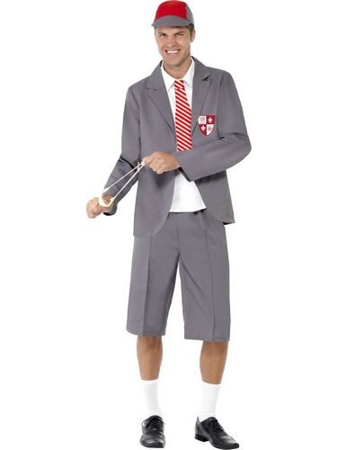 School Boy Costume