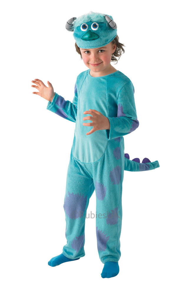 Disney Monters Sulley   Child   Deluxe Costume